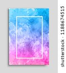 colorful background for poster... | Shutterstock .eps vector #1188674515