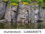 buk canyon   buky village ...   Shutterstock . vector #1188680875
