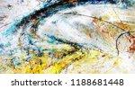 modern art. colorful... | Shutterstock . vector #1188681448