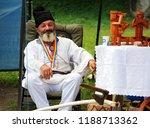 bran castle  romania   aug 8 ...   Shutterstock . vector #1188713362