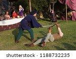 monzambano  mantova   italy  ...   Shutterstock . vector #1188732235