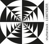 Op Art Infinite Perspective...