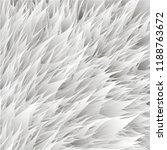 synthetic fur vector texture.... | Shutterstock .eps vector #1188763672