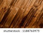 old wood reclaimed plank... | Shutterstock . vector #1188763975