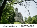 bran  transylvania region ... | Shutterstock . vector #1188766882
