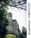 bran  transylvania region ... | Shutterstock . vector #1188767155