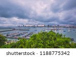 viewpoint of pattaya located in ... | Shutterstock . vector #1188775342