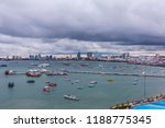 viewpoint of pattaya located in ... | Shutterstock . vector #1188775345