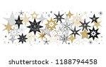 elegant merry christmas... | Shutterstock .eps vector #1188794458