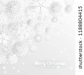 christmas party invitation... | Shutterstock .eps vector #1188804415