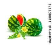 fresh  nutritious and tasty... | Shutterstock .eps vector #1188875575