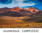 salvador dali rocks at siloli... | Shutterstock . vector #1188915232