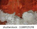 old art texture of plaster... | Shutterstock . vector #1188925198