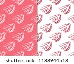 seamless pattern with... | Shutterstock .eps vector #1188944518