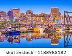 tacoma  washington  usa... | Shutterstock . vector #1188983182