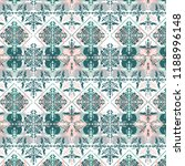 classic seamless vector pattern.... | Shutterstock .eps vector #1188996148