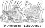 coloring pages. coloring book... | Shutterstock .eps vector #1189004818