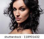 natural health beauty of a... | Shutterstock . vector #118901632