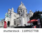 paris  france   may 16  2018 ... | Shutterstock . vector #1189027708