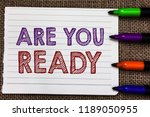 conceptual hand writing showing ... | Shutterstock . vector #1189050955