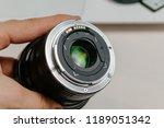 repair of photographic... | Shutterstock . vector #1189051342