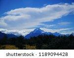 mount cook aoraki   Shutterstock . vector #1189094428