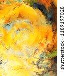 modern art. colorful... | Shutterstock . vector #1189197028