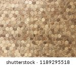 abstract tiled background. | Shutterstock . vector #1189295518