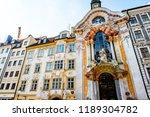munich  bavaria   germany  ... | Shutterstock . vector #1189304782