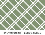 seamless pattern with green red ... | Shutterstock .eps vector #1189356832