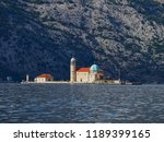 montenegro  our lady of the... | Shutterstock . vector #1189399165