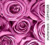 Stock photo  roses background 118940188