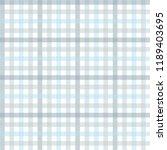 plaid pattern vector eps | Shutterstock .eps vector #1189403695