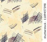 various pencil hatches....   Shutterstock .eps vector #1189457398