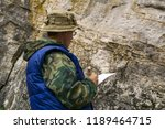 Geologist Conducts A...