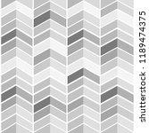 chevron zigzag seamless pattern.... | Shutterstock .eps vector #1189474375