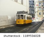 lisbon  portugal   september 7... | Shutterstock . vector #1189536028
