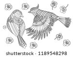 coloring pages. coloring book... | Shutterstock .eps vector #1189548298