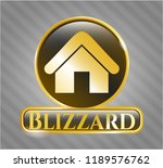 shiny badge with home icon and ...   Shutterstock .eps vector #1189576762