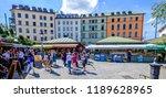 munich  germany  august 13 ... | Shutterstock . vector #1189628965