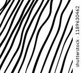 hand drawn black grunge... | Shutterstock .eps vector #1189630462
