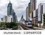 28 aug 2018  bangkok  thailand. ... | Shutterstock . vector #1189689328