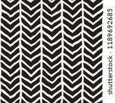 simple ink geometric pattern.... | Shutterstock .eps vector #1189692685