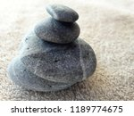 abstract smooth round pebbles... | Shutterstock . vector #1189774675
