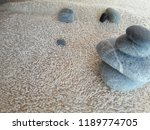 abstract smooth round pebbles... | Shutterstock . vector #1189774705