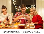 holidays and celebration... | Shutterstock . vector #1189777162