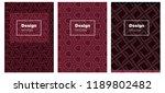dark pink  red vector template...