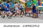 odessa  ukraine   08.09.2018 ...   Shutterstock . vector #1189822912