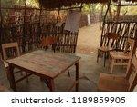 local ngo office in kelafo ... | Shutterstock . vector #1189859905