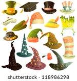 vector clip art illustrations... | Shutterstock .eps vector #118986298